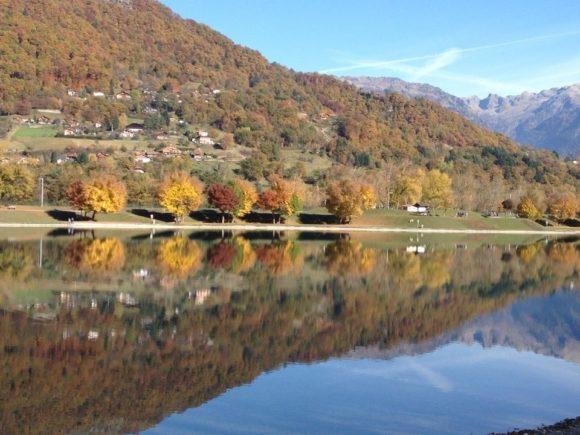 Dépliant base de loisirs du lac de Passy