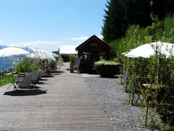The café du jardin