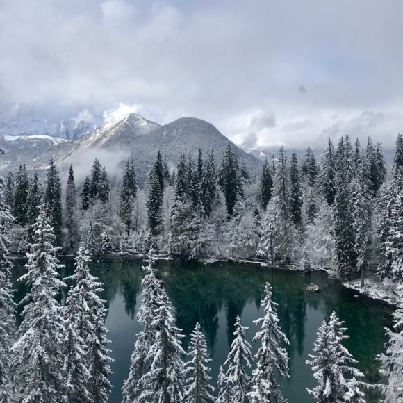 Randonnées hiver
