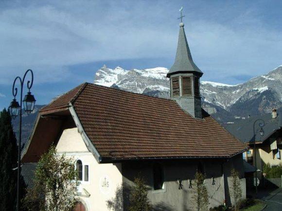 Eglise Saint Donat des PLAGNES