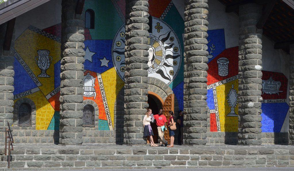 Visites guidées de l'église Notre-Dame-de-Toute-Grâce