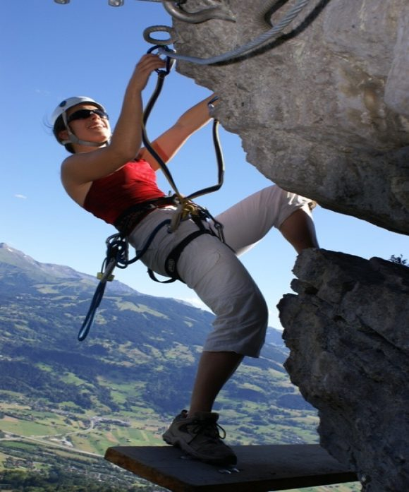 Via ferrata de Curalla
