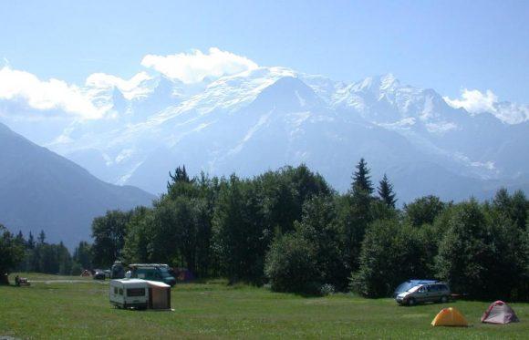 Aire naturelle de camping de Plaine-Joux