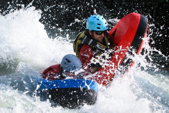 Action Hydrospeed Chamonix