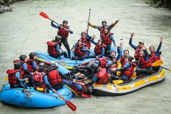 Action Rafting Chamonix