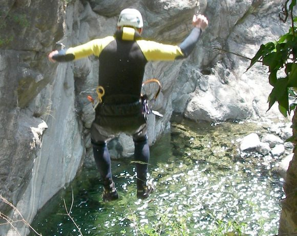 Adventure Canyoning Escalade ACE Chamonix