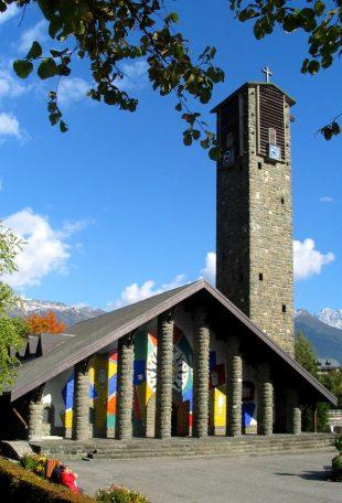 A la une : Visite Guidée Eglise Notre Dame de Toute Grâce