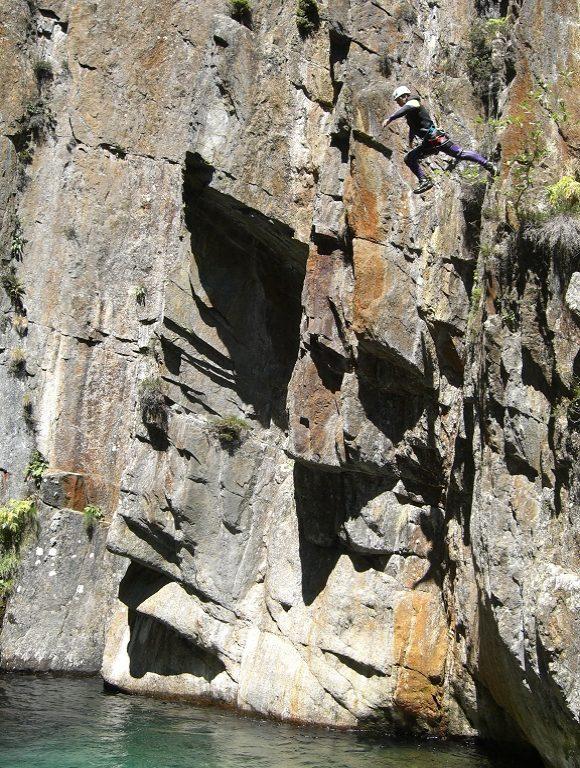 Le roi du canyon au Pays du Mont Blanc