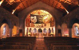 A la une : Visite Guidée - Eglise Notre Dame de Toute Grâce