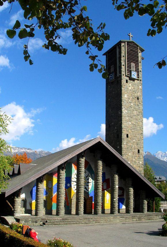 Visite Guidée - Eglise Notre Dame de Toute Grâce