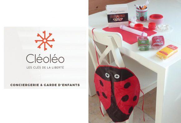 Cléoléo - garde d'enfants