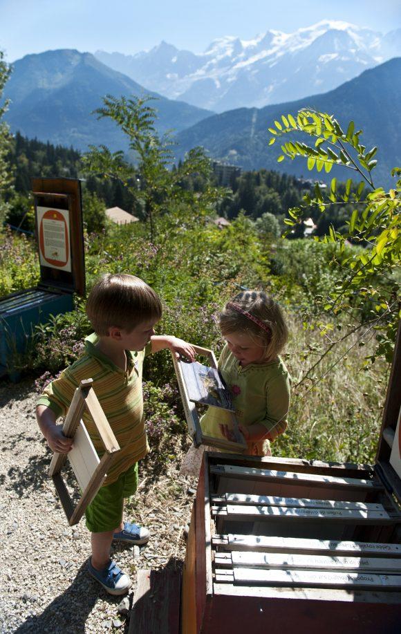 Le petit peuple des jardins