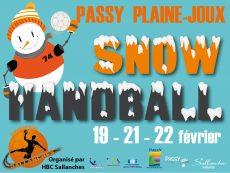 Snow Hand Ball