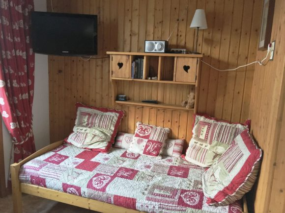 FIZHOME MT-BLANC-Appartement 1 à 3 personnes