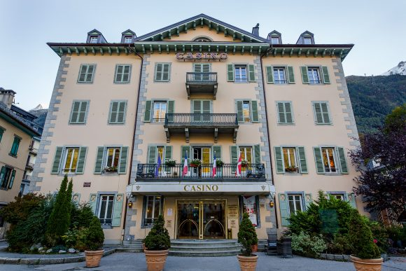 Casino Le Royal Chamonix
