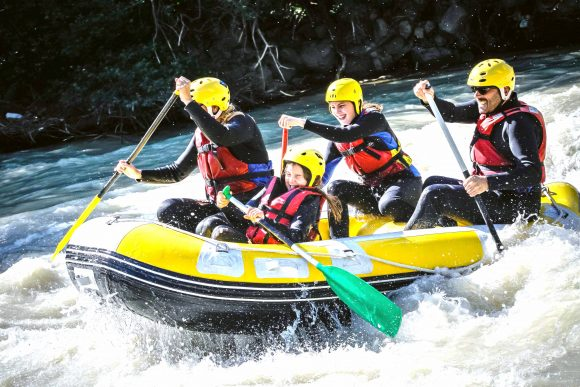 Adventures Payraud - Session Raft