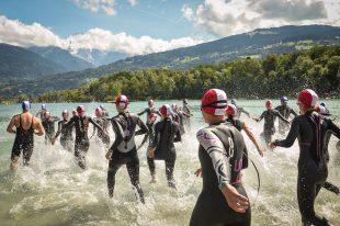 A la une : Triathlon International du Mont-Blanc