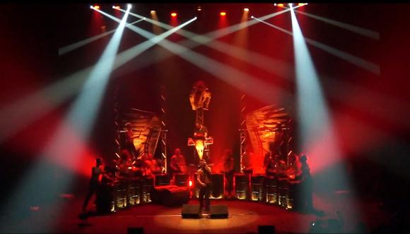 Percussions - Les tambours du Bronx