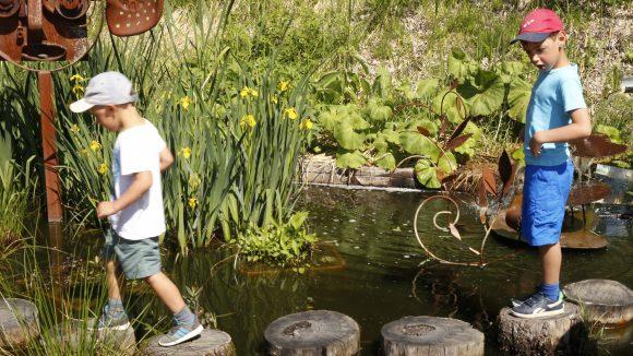 Le petit peuple de l'eau