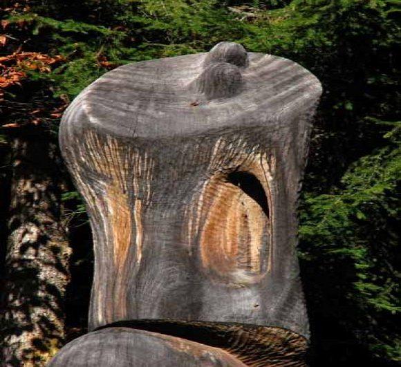 Sculpture - La Porte d'Eau