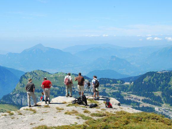 La montagne à portée de vue (TSK Barmus)