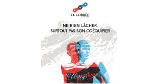 A la une : La Cordée - Cyclo en duo