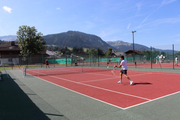 Tennis extérieurs