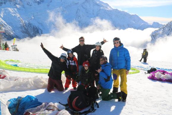 Air Sports Chamonix Ecole de Parapente