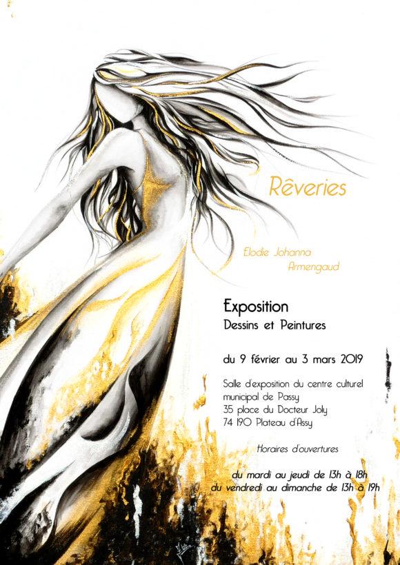 Rêveries - Exposition d'Elodie Armengaud