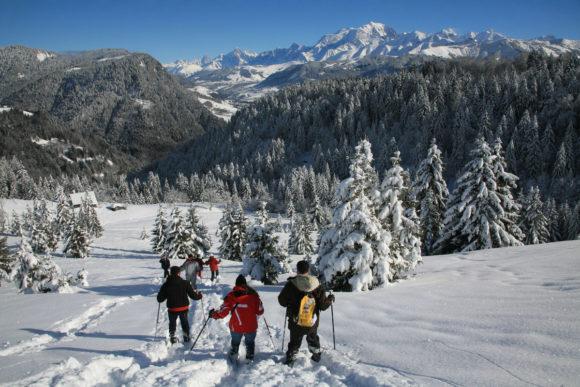 Balade raquettes - la montagne accessible