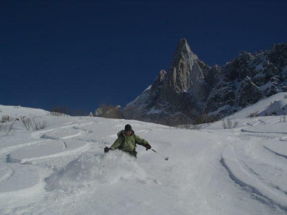 Ski hors piste - Mountain access