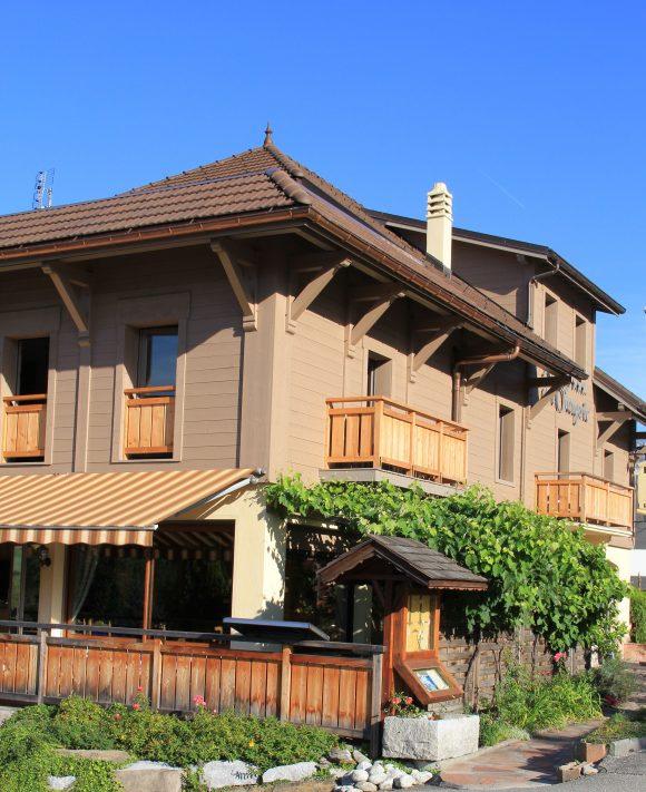 Hôtel-restaurant l'Auberge de l'Orangerie