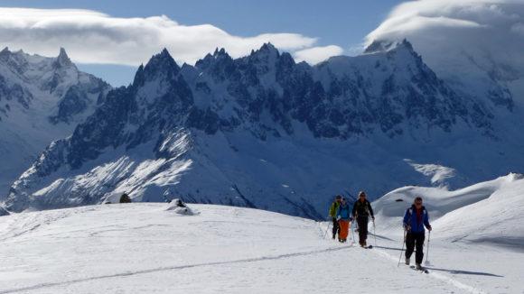 Initiation Ski de randonnée - la Montagne accessible