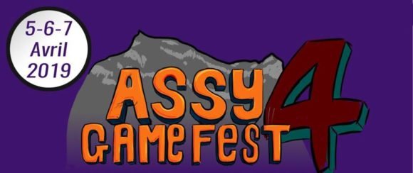 Festival du jeu vidéo - Assy Game Fest