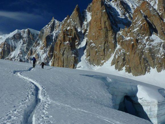 Ski de randonnée, perfectionnement - la Montagne accessible