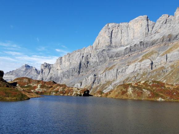 Lac de Pormenaz par la Chorde