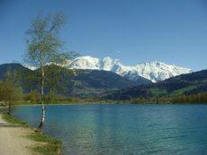 Traversée du Lac de Passy