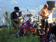 Apéro'jardin & musique
