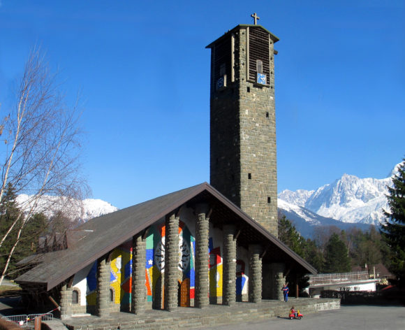 Visite guidée de l'église Notre-Dame-de-Toute-Grâce