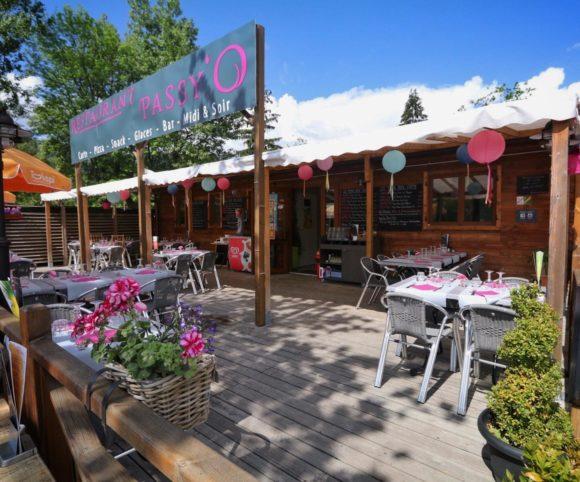 Restaurant du Camping des Iles - Passy'O