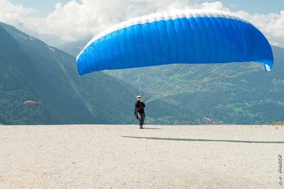 Aérofiz parapente Mont-Blanc