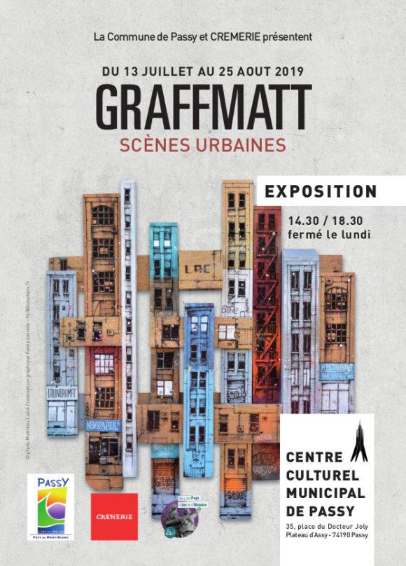 Exposition - Street Artiste Graffmatt