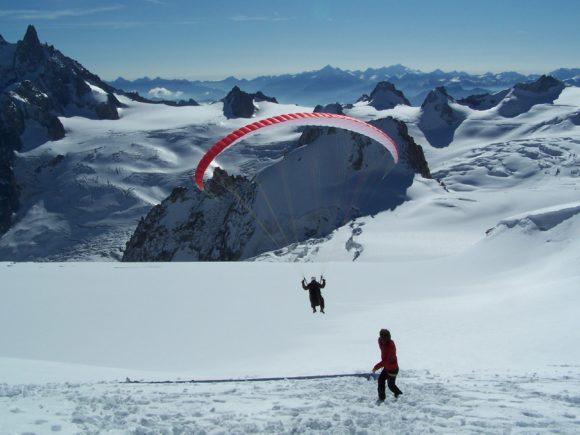 Les Ailes du Mont Blanc