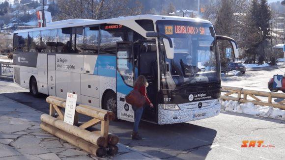 SAT Transport