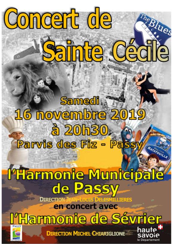Concert de la Sainte-Cécile