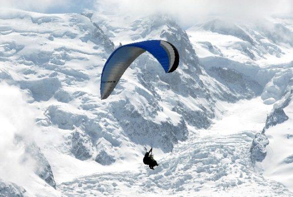 Vol en parapente Chamonix-Brévent - Mountain access