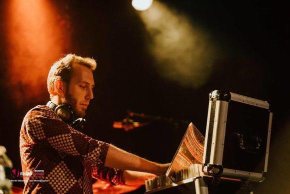 Apéro'jardin avec DJ Mat BlackVoices