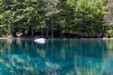 Le mystère des fées du Lac Vert