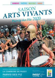 Saison culturelle Arts Vivants