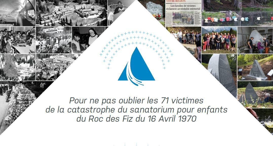 Cinquantenaire de la catastrophe du Roc des Fiz